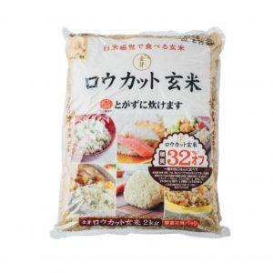 「金芽ロウカット玄米 2kg」