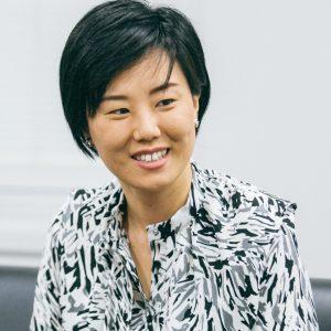黒田瑠美(くろだ・るみ)『銀座の文化をゆっくり楽しめる時でもあります』