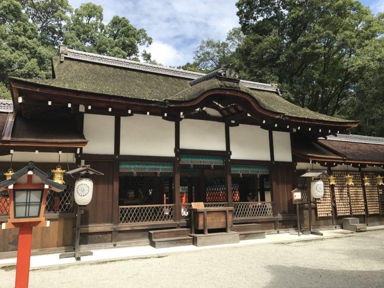 〈賀茂御祖神社〉の摂社である「河合神社」は、女性の美を全面サポート!