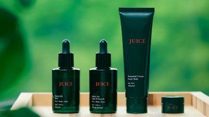 ユナイテッドアローズから誕生したスキンケアブランド〈JUICE〉 …