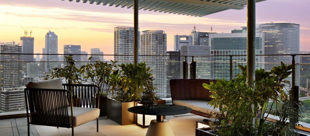客室からの眺めが人気!【東京】2020年ニューオープンの注目ホテル3選