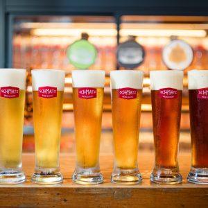 本場ドイツから直輸入!モダンドイツ料理店〈シュマッツ〉オリジナルのクラフトビールが上陸。