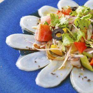 諸外国の文化やさまざまなエッセンスを取り入れた料理。
