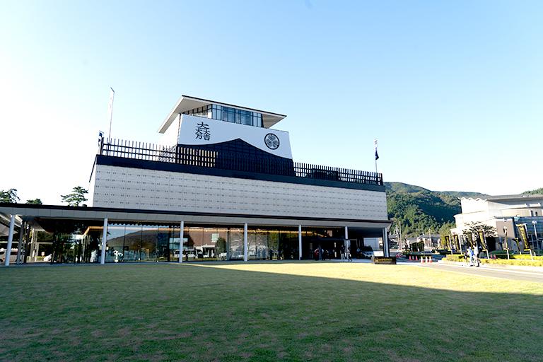 岐阜県 岐阜関ケ原古戦場記念館