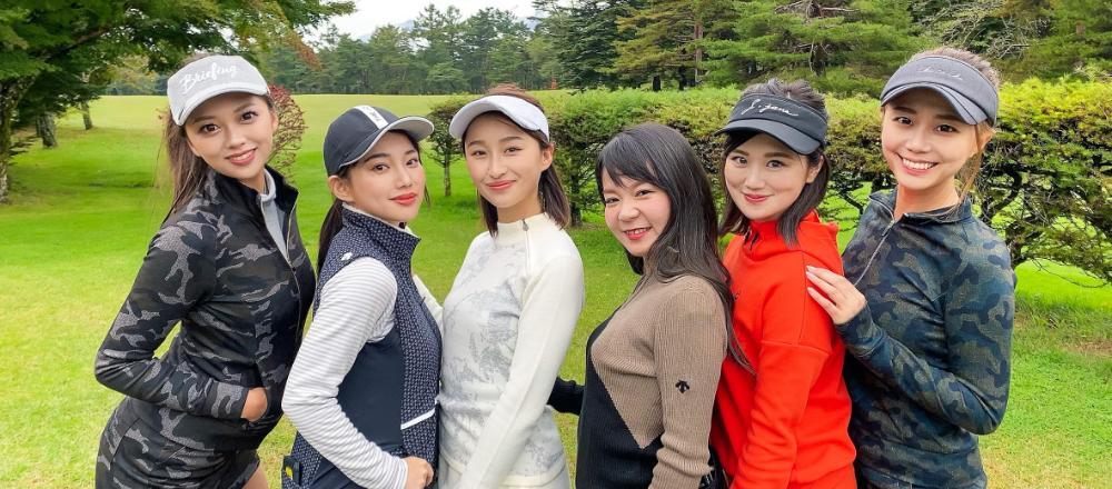 ゴルフ女子旅 in 軽井沢をリポート!おすすめゴルフ場&宿をご紹介。#さえゴルフ