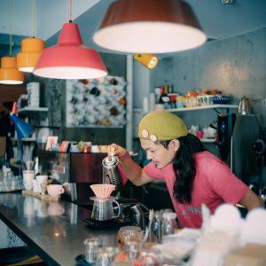 #デンマークで初の日本人バリスタ
