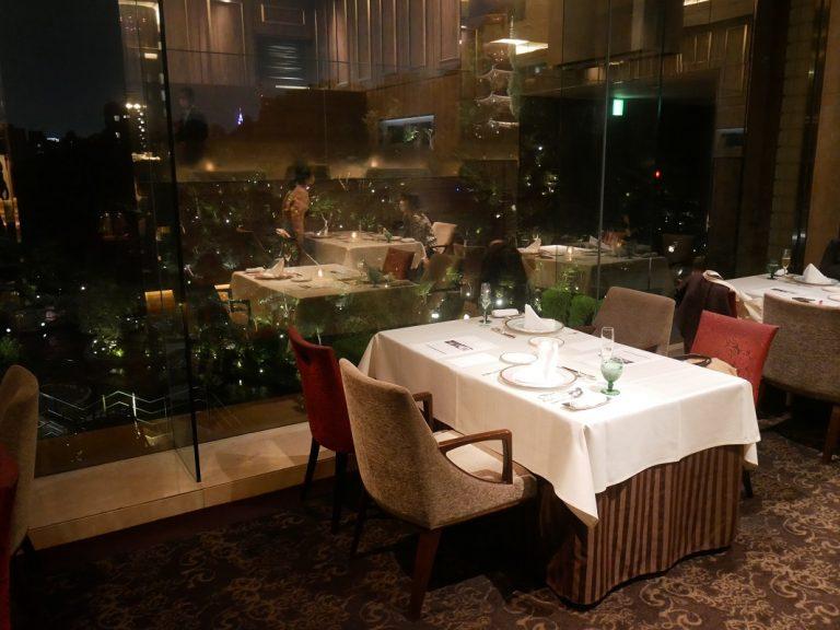 椿山荘 東京雲海レストラン2