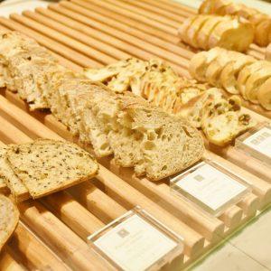 好きなパンが選べる。