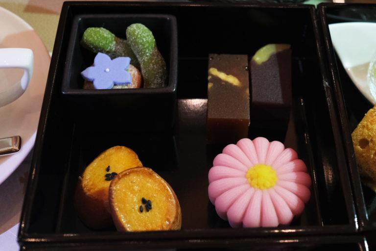 アフタヌーンティー「京のおもてなし」