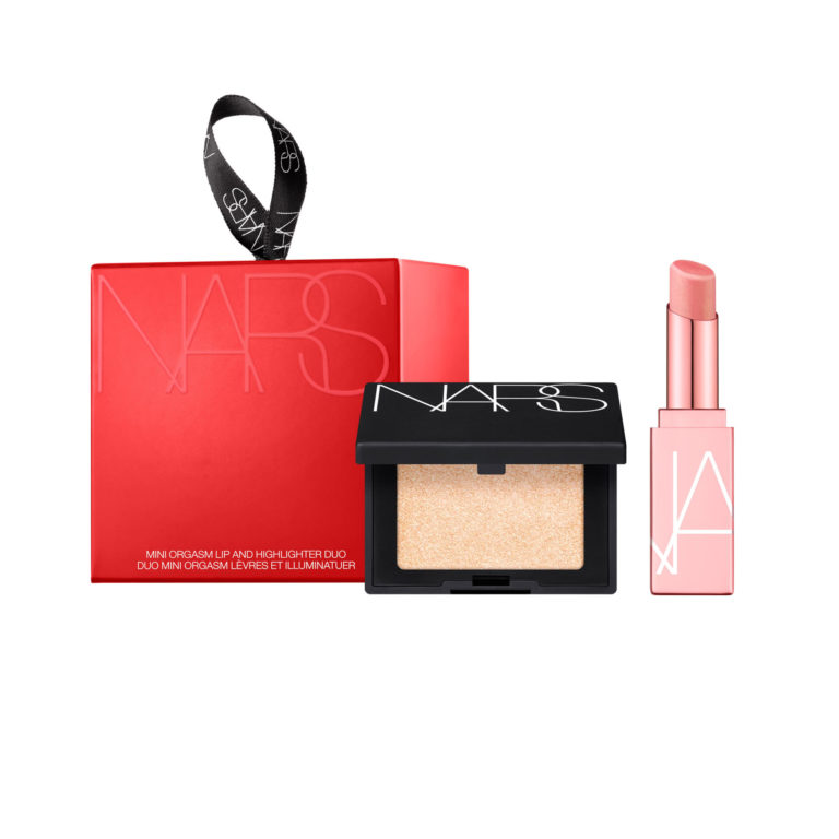 NARS_HO20_Holiday_PDPCrop_Soldier_CRTN_MiniOrgasmLip-HighlighterDuo_GLBL_Square