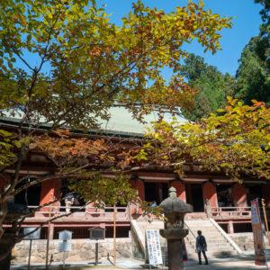 西塔釈迦堂。