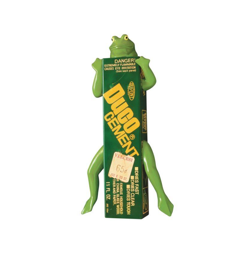 後藤克芳《Duco CEMENT》1980年 米沢市上杉博物 館 通期展示