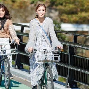 川のせせらぎと美しい紅葉…多摩の自然を身近に感じる、あきる野市〈秋川渓谷〉サイクリング旅へ。