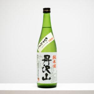 神奈川県足柄郡で川西屋酒造店の代表銘柄「丹沢山」。足柄産の酒造好適米「若水」、丹沢山の恵みの水から生まれた、本当においしいと思える酒。