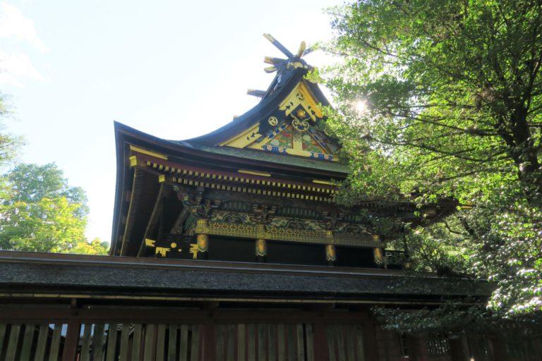 一之宮貫前神社¥5