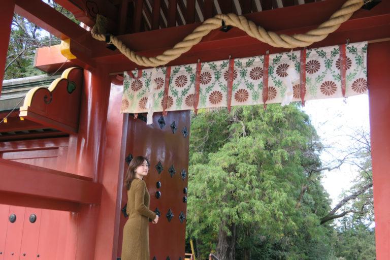 一之宮貫前神社¥6