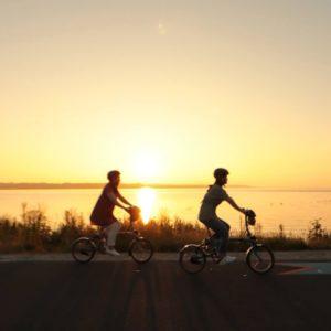 自転車と一緒に眠れる「サイクルルーム」だと⁉〈星野リゾート BEB5土浦〉で「輪泊」体験してみた。