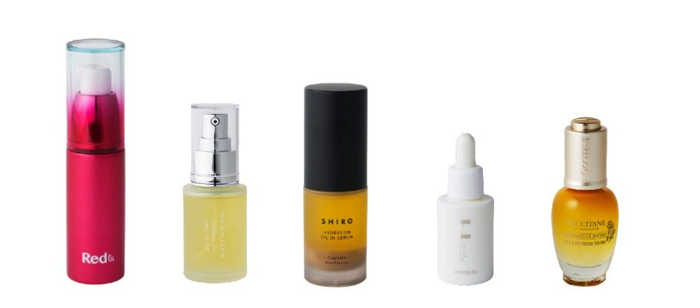 名品オイル美容液をフィーチャー!【厳選】ツヤめく美肌をつくるオイル美容液5選