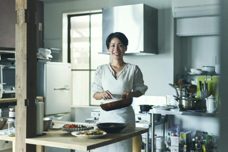 食養生研究家・塚本紗代子さん