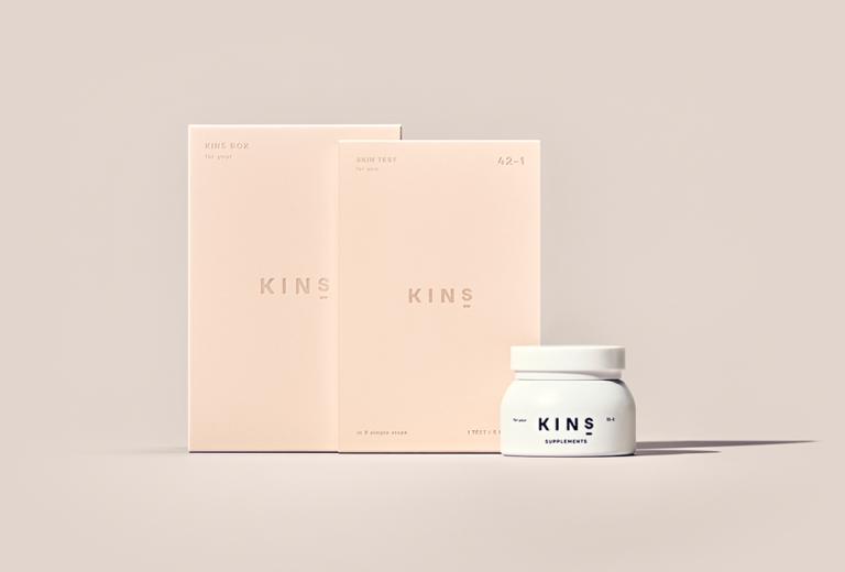 「KINS BOX(キンズボックス)」60粒入り 5,980円/1カ月(税込)。