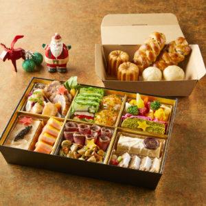 「クリスマスプレート」13,000円。