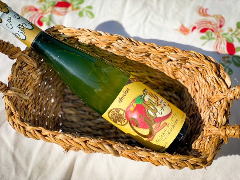 〈メルシャン〉おいしい酸化防止剤無添加ワイン シードル with シナモン