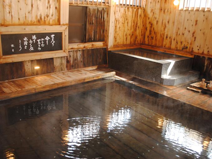 蔦温泉旅館 久安の湯