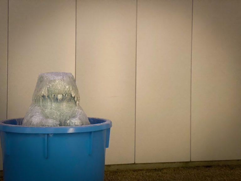 十和田市現代美術館 山極満博 あっちとこっちとそっち