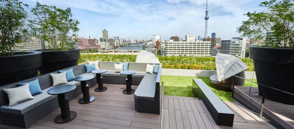 東京屈指のリバービュー!〈ザ・ゲートホテル両国 by HULIC〉がこの秋オープン。