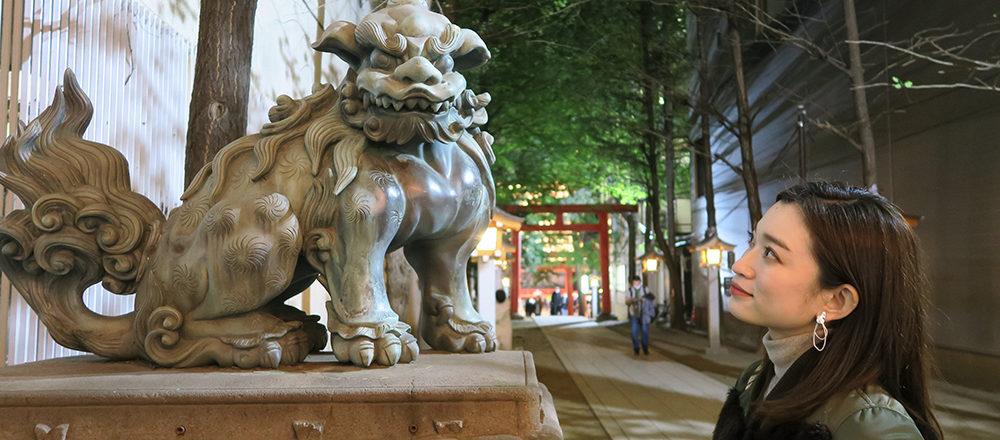 「頼れる神前のガーディアン!狛犬の秘密をご紹介」/MARIKOの、神社 de デトックス!