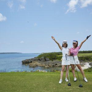 【宮古島】ロケーション抜群のゴルフ場&おすすめ絶景スポットBEST4!#さえゴルフ