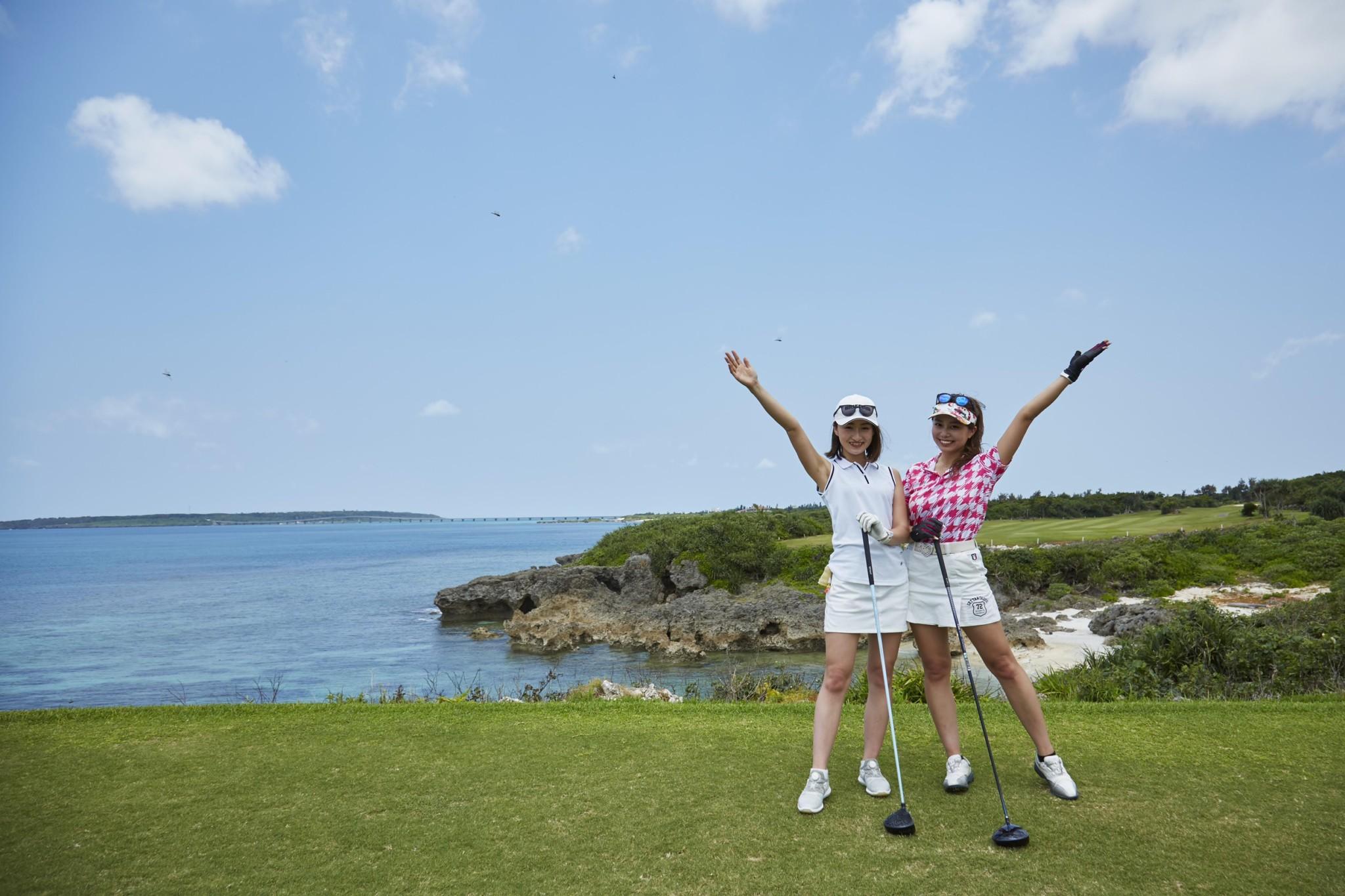 【全国】ゴルフ旅行が楽しめる人気エリア6選。プレーも観光も楽しみたいゴルフ女子は必見!
