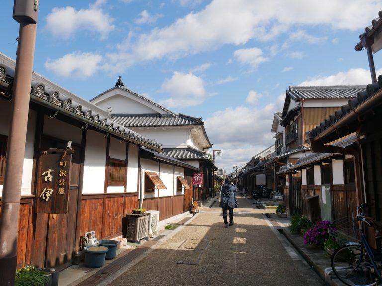 大和八木駅から徒歩7分ほど。
