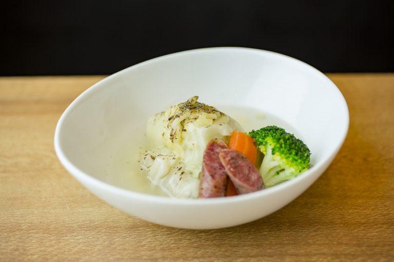 【温活POINT】あんたっぷりのとろみスープで保湿力アップ。