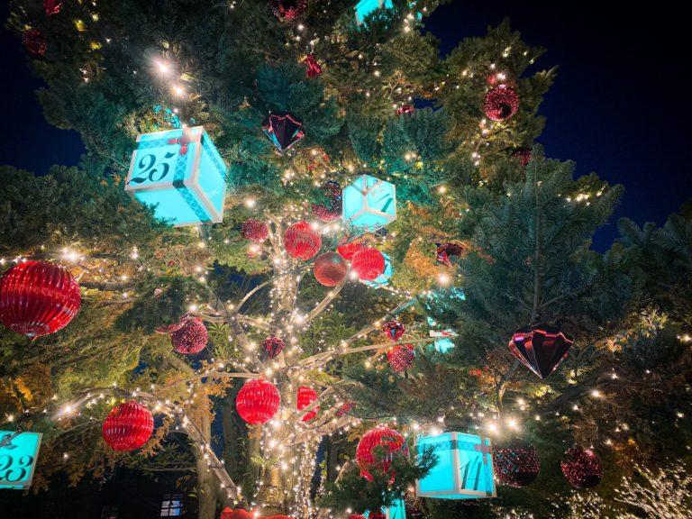 プレゼントのなる木