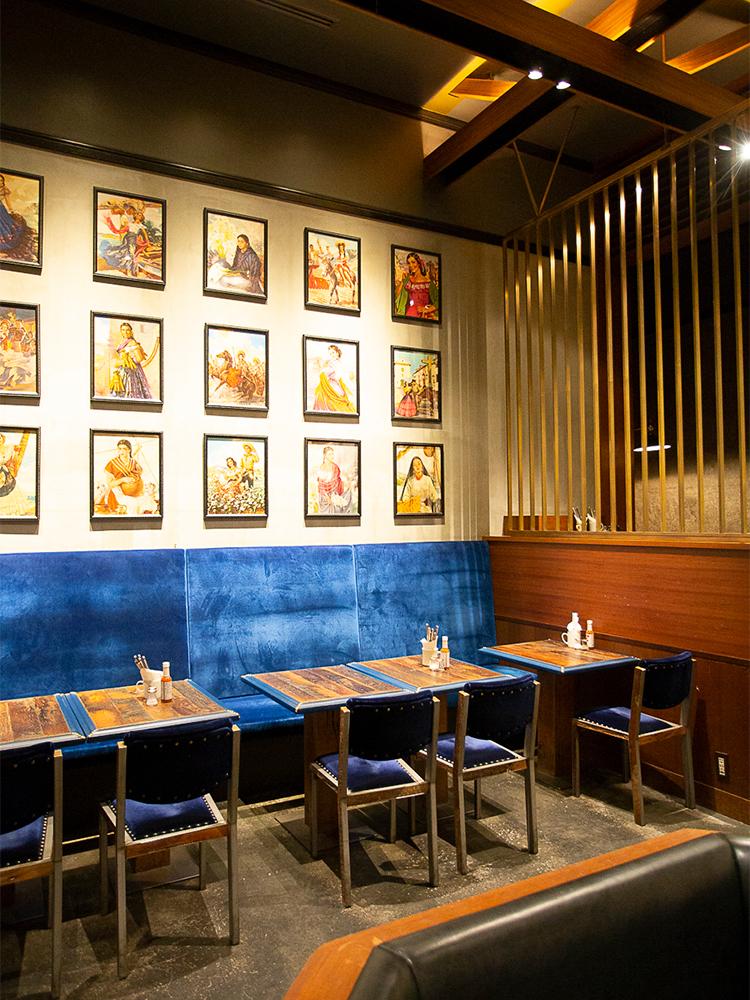渋谷ヒカリエ Cafe&Grill SIZZLe GAZZLe