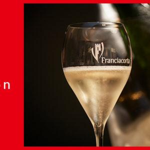 イタリア最高峰のプレミアム発泡ワイン「フランチャコルタ」を気軽に楽しめる〈フランチャコルタバー〉で、12月のスペシャルメニューがスタート。