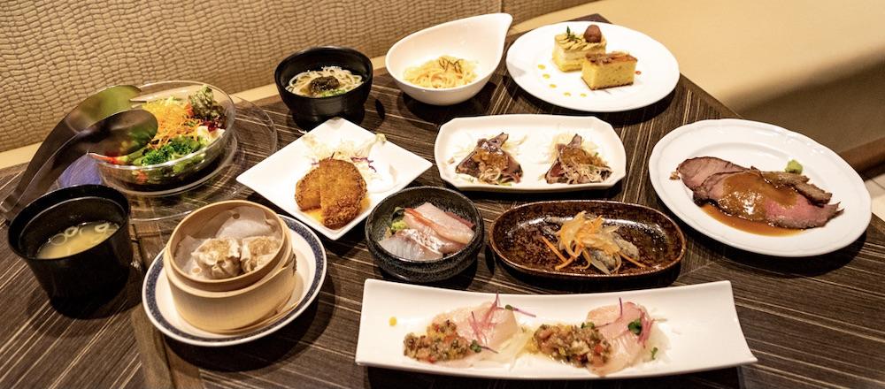 〈横浜ベイシェラトン ホテル&タワーズ〉で、九州・大分県の絶品ご当地グルメを楽しめるオーダーブッフェを開催中。