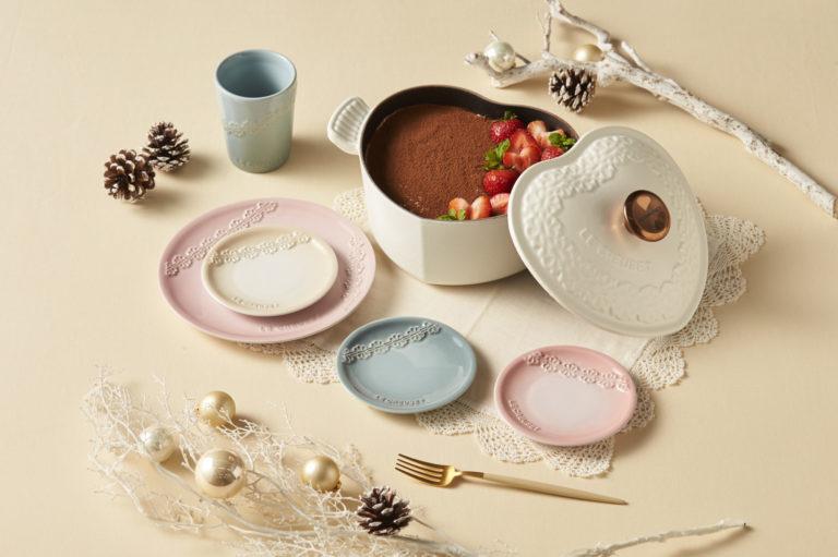 ストーンウェアはシェルピンク、シーソルト、メレンゲの3色を用意。