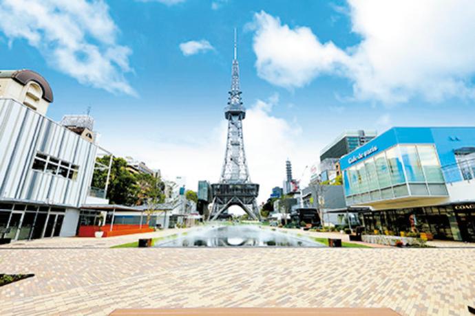 〈Hisaya-odori Park〉