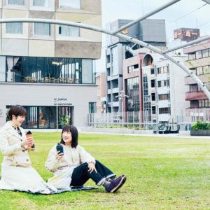 都心の新たな楽しみ方を提案する、渋谷の新名所〈MIYASHITA PARK〉へ。【Vol.2】街で考える、わたしたちのこれから。