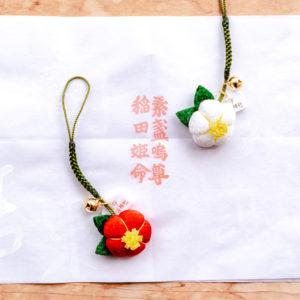 #占い用紙と美のお守り #八重垣神社