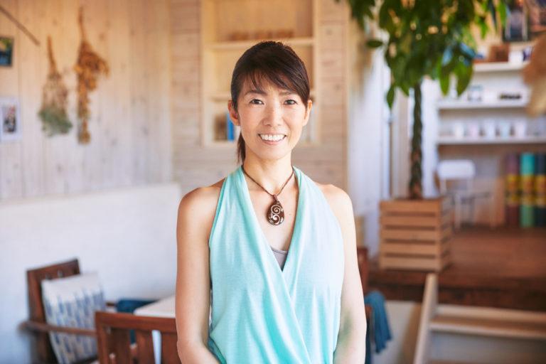 玉井由木子さん。