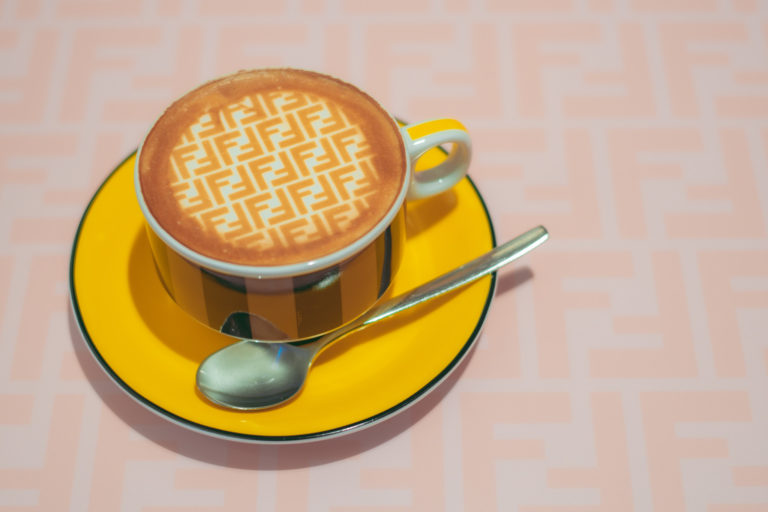 FENDI CAFE
