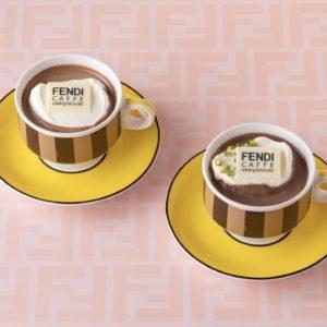 期間限定!表参道に〈FENDI CAFFE by ANNIVERSAIRE〉がオープン!