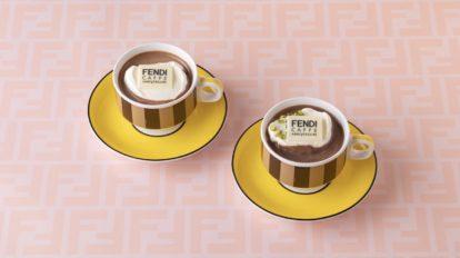 期間限定!表参道に〈FENDI CAFFE by ANNIVER …
