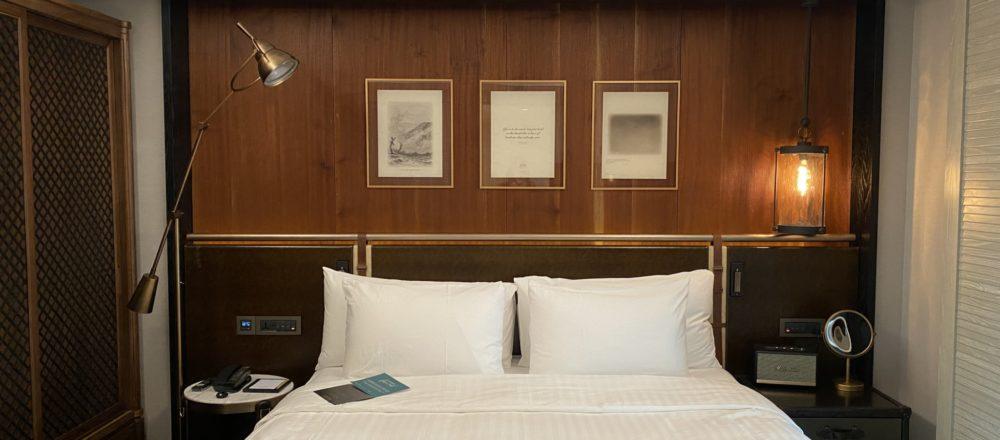 〈The Barracks Hotel Sentosa〉