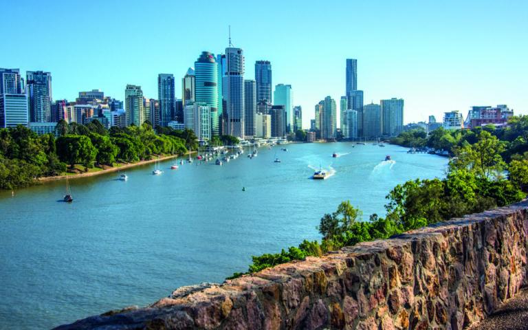 都会と自然が近いオーストラリア第3の都市ブリスベン。