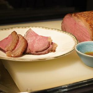 お肉の柔らかさがさすがです。
