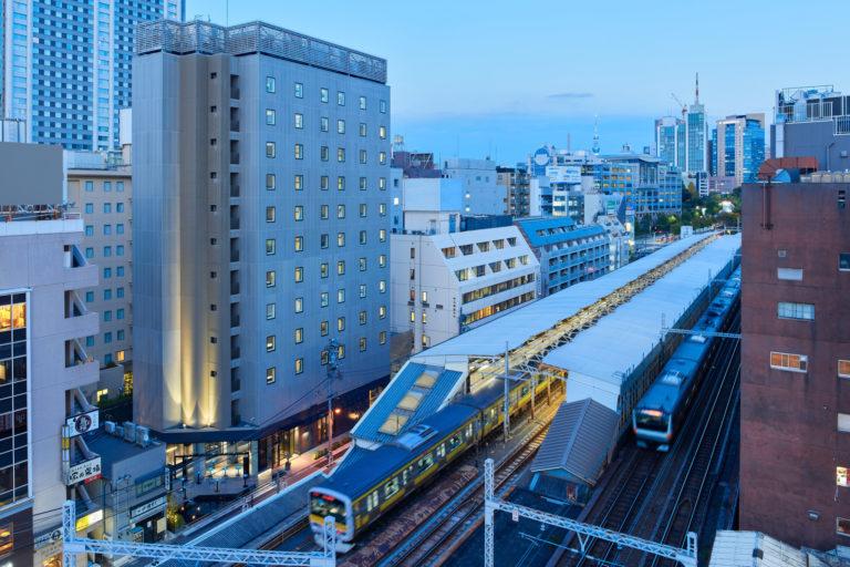 水道橋 sequence MIYASHITA PARK